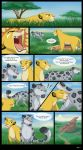 ass comic cougar cum cum_inside cumshot furry kissing laying_down licking lion pussy sex the_lion_king
