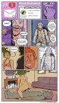 +_+ 1girl 2013 ass comic english_text funny sex tagme teeth text