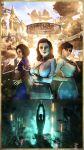 1girl 3d bioshock bioshock_infinite elizabeth human urbanator urbanator_(artist)