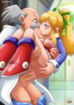 anal blush dr_willy kissing megaman palcomix roll
