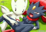 2_girls pokemon pokepornlive tagme togetic weavile yuri