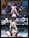 1girl 2015 anthro asriel_dreemurr ass black_sclera blue_eyes blush boss_monster breasts caprine claws clothing comic crying dialogue english_text fish frisk_(undertale) fur furry goat highres horn hugging human humor jasonafex_(artist) kabier_(artist) lol_comments machine male mammal marine markings masturbation mature_female mettaton milf monster mother_and_son nude parent penile_masturbation penis red_eyes robe robot son spread_legs spreading tears testicles text toriel uncut undertale undyne video_games white_fur