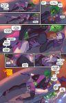 barely_eighteen_titans beast_boy comic raven teen_titans thebootydoc_(artist)