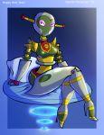 counselor_dish deviantart duck_dodgers robot sexy