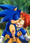 2boys anal bbmbbf elias_acorn multiple_boys palcomix reardeliveries sega sex sonic sonic_the_hedgehog yaoi