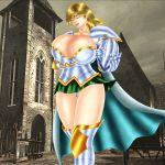 ashley_graham big_breasts breasts devilmaycrydant devilmaycrydant_(artist) resident_evil resident_evil_4