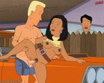 jeff_boomhauer kahn_souphanousinphone king_of_the_hill minh_souphanousinphone