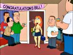 breasts family_guy high_heels lois_griffin shoes skirt