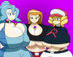 age_difference amazing amazonian arm armpit armpits arms background bbw big_breasts black blonde_hair blue blue_eyes blue_hair breast_expansion breasts brown_hair brunette candy clair cleavage domino domino_(pokemon) ear ears elbow elbows eye eyes face faces fat finger fingers food giant gigantic green_eyes hair hand hands huge_boobs huge_breasts human hypnotized ibuki_(pokemon) igphhangout_(artist) knee knees large_boobs large_breasts large_tits leg legs lollipop lollipops long_hair muscle necklace nose noses nostril nostrils oc pokemon purple purple_background purple_eyes red shoulder shoulders skeleton skin skull teeth thick thickness white