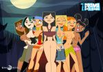 bridgette courtney gwen heather katie lindsay total_drama_island