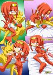 1girl furry mess_3 mobius_unleashed tagme tikal_the_echidna