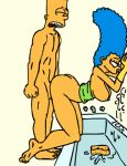 bart_simpson incest marge_simpson nickartist the_simpsons