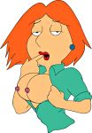 breasts family_guy lois_griffin shirt tagme