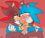 1girl anthro blush breasts crossgender ear_blush furry gif green_eyes hedgehog krazyelf male mammal penetration penis pussy_juice red_eyes saliva sega sex shadow_the_hedgehog simple_background sonic_the_hedgehog tears tongue tongue_out vaginal vaginal_penetration