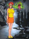 big_breasts breasts ghostbusters janine_melnitz mind_control trishbot