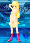 big_breasts breasts mega_man mega_man_battle_network mega_man_nt_warrior megaman nipples nude pixelboy pussy rockman rockman_exe roll.exe roll_exe wet