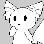 1girl :3 alternate_color anus blush breath cum cum_in_pussy cum_inside digital_media_(artwork) embarrassed erection fellatio frost frost_wolf frostchu gif heart horny licking low_res male male/female mammal monochrome ms_paint nattya nintendo oral penetration penis penis_lick pikachu pixel_(artwork) pixel_animation pokemon precum pussy rodent romantic roy_mccloud saliva sex simple_background sweat tapering_penis tongue tongue_out vaginal vaginal_penetration video_games wx