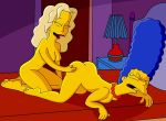 ass breasts marge_simpson tagme the_simpsons