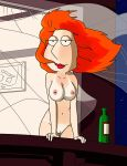 breasts family_guy lois_griffin nude shaved_pussy