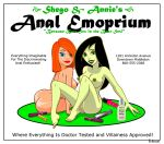 ann_possible ass breasts kim_possible nude pussy shego