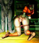 ass big_breasts breasts panties scooby-doo shaved_pussy spreading velma_dinkley
