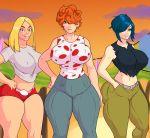 big_breasts breasts deviantart ed,_edd,_'n'_eddy jay-marvel kanker_sisters lee_kanker marie_kanker may_kanker
