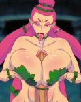 acid_demo autofellatio autopaizuri big_breasts breasts fellatio futanari great_fairy nintendo ocarina_of_time oral paizuri the_legend_of_zelda