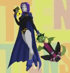 beast_boy dc dc_comics flick_(artist) raven teen_titans