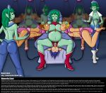 3boys 3girls alien anal boots breastfeeding cleavage clothed_female_nude_male clothed_on_nude cum ejaculation femdom group machine male malesub milking_machine multiple_boys multiple_subs neocorona penis penis_milking pregnancy straight testicle uncensored