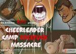 after_sex breasts cheerleader cheerleader_camp_facefuck_massacre comic cum_in_mouth disarten_(artist)
