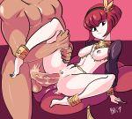 1boy 1girl 2017 bigdead93 breasts creampie cum nipples penis r._dorothy_wayneright the_big_o vaginal