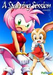 amy_rose cream_the_rabbit palcomix palteam sonic_the_hedgehog tails