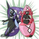 pelao0o pokemon pokemon_sm porkyman tapu_fini tapu_lele