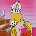 animated father_&_daughter fellatio gif king princess russian soyuzmultfilm
