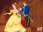 beauty_and_the_beast disney princess_belle tagme xl-toons