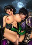 anal_sex jade_(character) mortal_kombat rain_(character) windbelow_(artist)