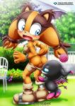 bbmbbf dark_chao nude palcomix sonic_(series) sonic_boom sonic_the_hedgehog sticks
