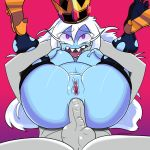 adventure_time anal full_nelson gashi45 ice_queen nsfw pusay tagme