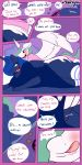 1girl anthro bed candy chocolate clothing comic dialogue english_text female/female food friendship_is_magic furry incest legwear my_little_pony pillow princess_celestia_(mlp) princess_luna_(mlp) pussy saliva simple_background spunkubus stockings text