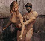 1boy 1girl 3d ass blond_hair boobs breasts butt chris_redfield female fucking games human humping legs male naked nude rachel_foley render resident_evil resident_evil_6 resident_evil_revelations sex solo solo_female solo_male tits video_games xnalara xps