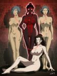 asami_sato avatar_the_last_airbender big_breasts breasts chain collar corruption korra lin_bei_fong nipples nude possession pussy suyin_bei_fong the_legend_of_korra transformation trishbot vaatu yuri