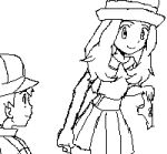 ! all_fours animated_gif ash_ketchum bloggerman bottomless censored clothed_male_nude_female cowgirl_position cum cum_drip cum_in_pussy cum_inside cumdrip diglett doggy_position doggystyle drool erection fellatio gif girl_on_top happy monochrome on_top oral panties panties_removed penis pokemon pokemon_(anime) pokemon_xy porkyman pussy saliva satoshi_(pokemon) serena serena_(pokemon) skirt_lift small_breasts smile smirk x-ray