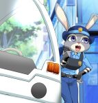 1girl anthro furry judy_hopps zootopia