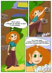 comic disney kim_possible kimberly_ann_possible tagme