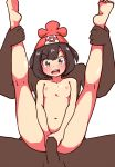 artist_request blush interracial legs_lift legs_up looking_at_viewer moon_(pokemon) moon_(trainer) nude pokemon pokemon_(game) pokemon_sm porkyman sex small_breasts vaginal vaginal_sex