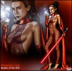 breasts clothed princess_leia_organa see_through shabby_blue star_wars