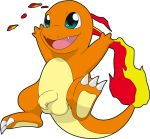 censored charmander circumcision cute foreskin penis pokemon pokemon_(creature) watermark
