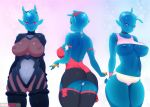 doxy_(artist) futanari goo_girl large_breasts tagme