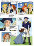 2014 america fellatio george_washington history james_hiller liberty's_kids martha_washington penis sarah_phillips straight