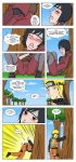 comic kurotsuchi masturbation mattwilson83 naruto naruto_shippuuden naruto_uzumaki uzumaki_naruto